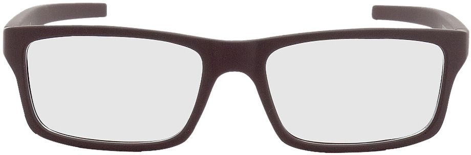 Picture of glasses model Nador-braun in angle 0