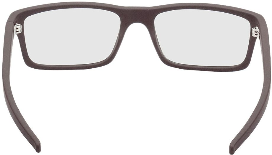 Picture of glasses model Nador-brown in angle 180