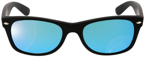 Picture of glasses model Ray-Ban New Wayfarer RB2132 622/17 52-18 in angle 0