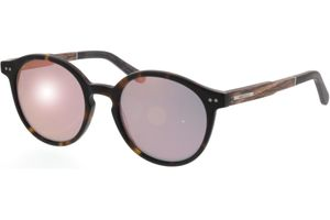 Sunglasses Trostberg walnut/havana 51-20