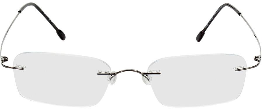 Picture of glasses model Davos pólvora in angle 0