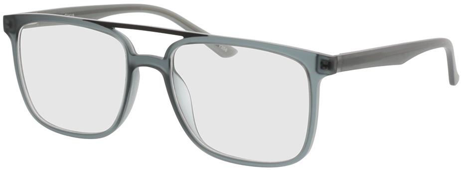 Picture of glasses model Glarus-cinzento claro /preto in angle 330