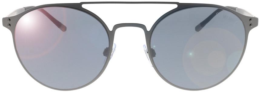Picture of glasses model Giorgio Armani AR6089 30026G 54-22 in angle 0