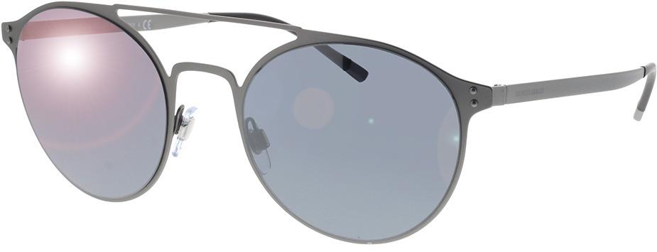 Picture of glasses model Giorgio Armani AR6089 30026G 54-22 in angle 330