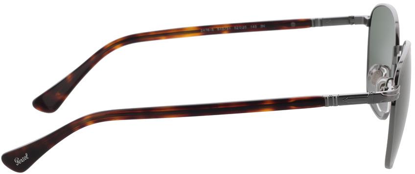 Picture of glasses model Persol PO2476S 513/31 52-20 in angle 90