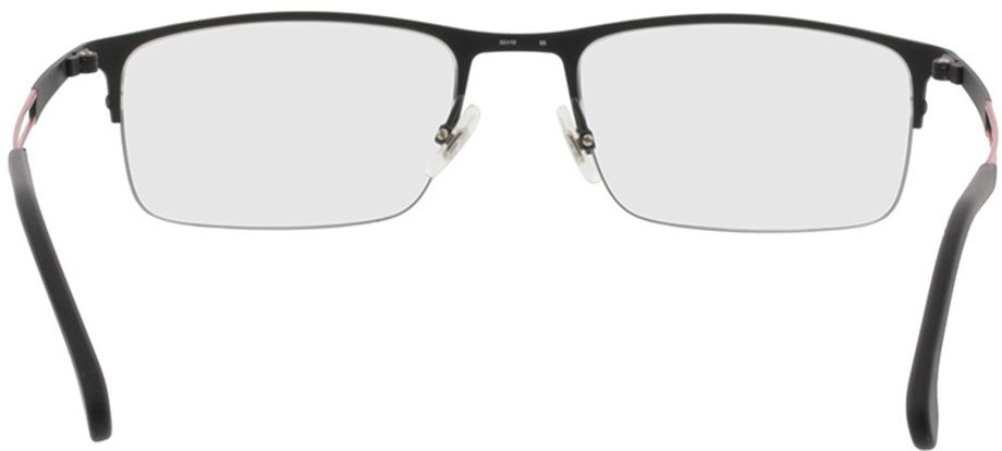 Picture of glasses model Carrera CA8832 0003 55-19 in angle 180