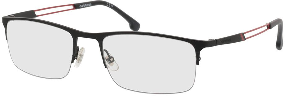 Picture of glasses model Carrera CA8832 0003 55-19 in angle 330