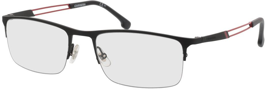 Picture of glasses model Carrera CA8832 0003 55-19 in angle 330