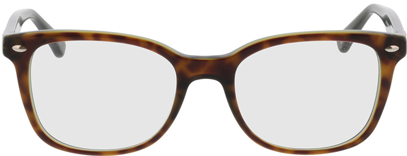 Picture of glasses model Ray-Ban RX5285 2383 53-19 in angle 0