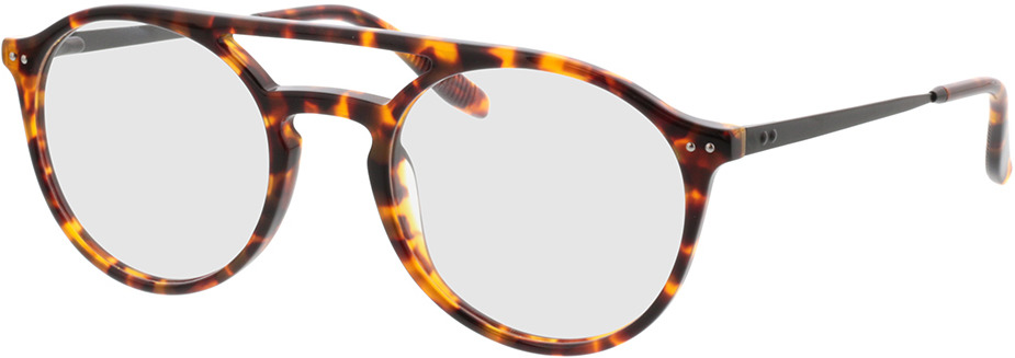 Picture of glasses model Vito-braun-meliert/schwarz in angle 330