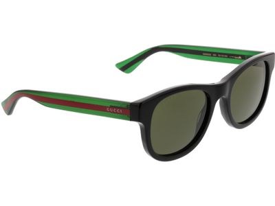Brille Gucci GG0003S-002 52-21