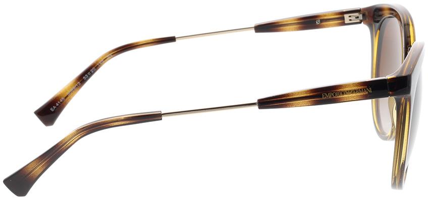 Picture of glasses model Emporio Armani EA4145 508913 53-20 in angle 90