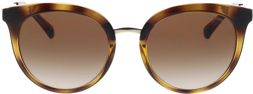 Picture of glasses model Emporio Armani EA4145 508913 53-20 in angle 0