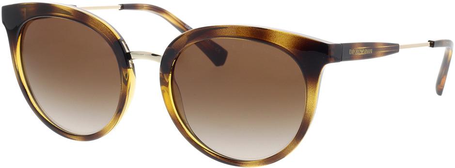 Picture of glasses model Emporio Armani EA4145 508913 53-20 in angle 330
