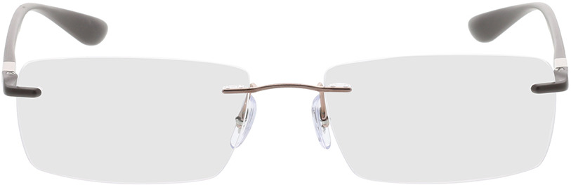 Picture of glasses model Ray-Ban RX8724 1131 56-17 in angle 0