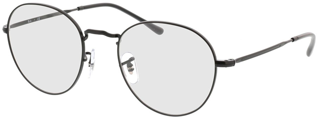 Picture of glasses model Ray-Ban RX3582V 2760 51-20 in angle 330