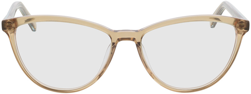 Picture of glasses model Cambria brown/transparent in angle 0