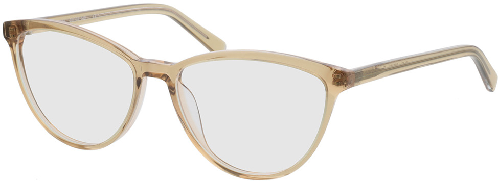 Picture of glasses model Cambria brown/transparent in angle 330