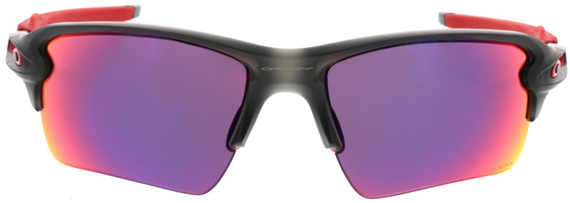 Picture of glasses model Oakley Flak 2.0 XL OO9188 04 59 12 in angle 0