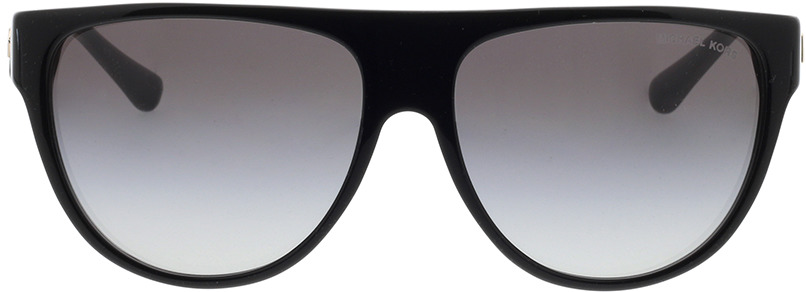 Picture of glasses model Michael Kors Barrow MK2111 30058G 57-15 in angle 0