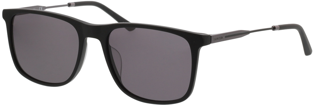 Picture of glasses model Calvin Klein CK20711S 001 55-18 in angle 330