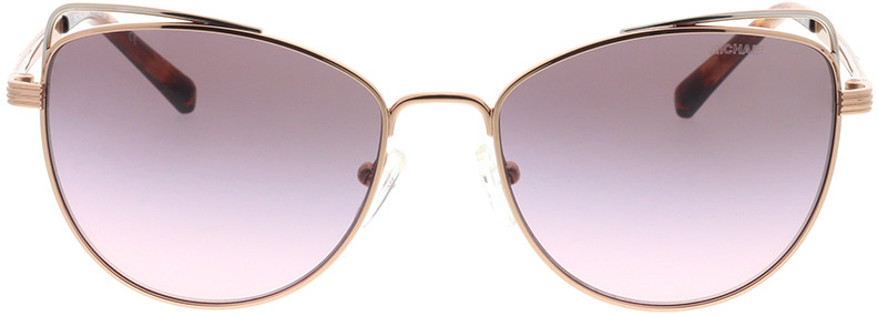 Picture of glasses model Michael Kors St. Lucia MK1035 11085M 55-17 in angle 0