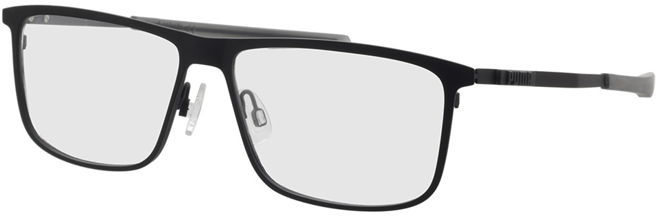 Picture of glasses model Puma PU0303O-001 59-15 in angle 330