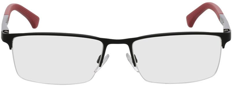 Picture of glasses model Emporio Armani EA1041 3109 55-17 in angle 0