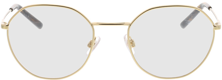 Picture of glasses model Dolce & Gabbana DG1324 02 52-21 in angle 0