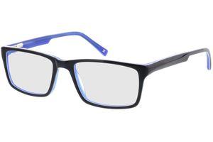Lamark-schwarz blau