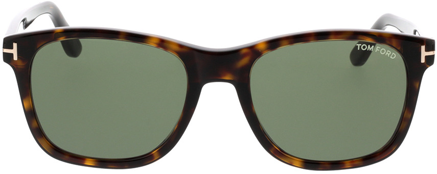 Picture of glasses model Tom Ford Eric FT0595 52N  in angle 0