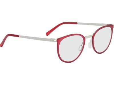 Brille Neapel-rot