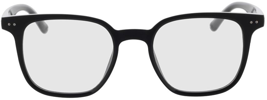 Picture of glasses model Castro-schwarz in angle 0
