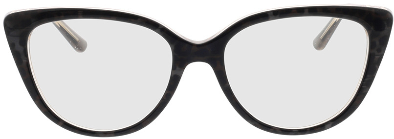 Picture of glasses model Michael Kors Luxemburg MK4070 3892 54-17 in angle 0