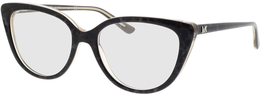 Picture of glasses model Michael Kors Luxemburg MK4070 3892 54-17 in angle 330