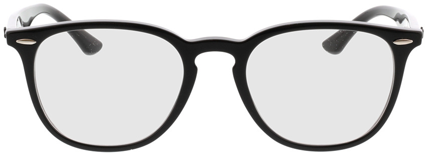 Picture of glasses model Ray-Ban RX7159 2000 52-20 in angle 0