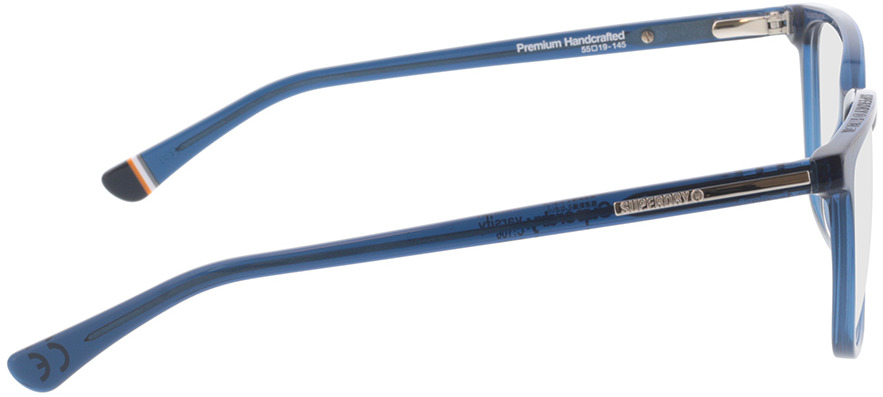 Picture of glasses model Superdry SDO Varsity 106 blue 55-19 in angle 90