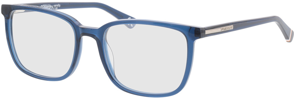 Picture of glasses model Superdry SDO Varsity 106 blue 55-19 in angle 330