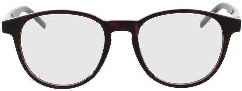 Picture of glasses model Hugo HG 1129 086 50-18 in angle 0