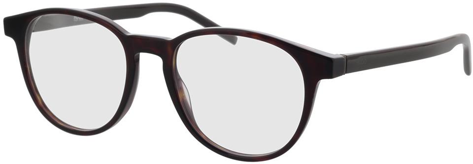 Picture of glasses model Hugo HG 1129 086 50-18 in angle 330