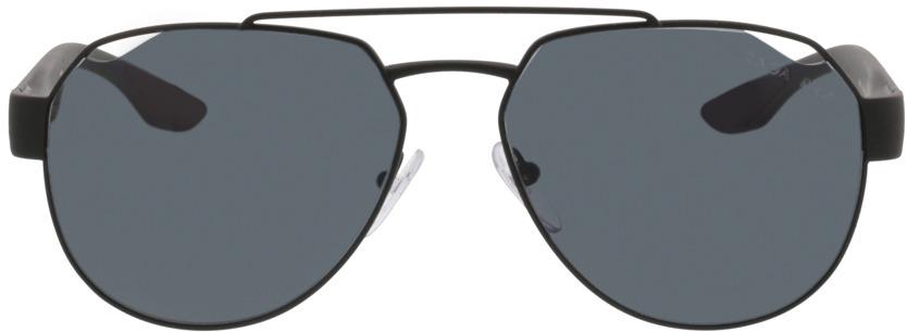 Picture of glasses model Prada Linea Rossa PS 57US DG05Z1 59-15 in angle 0