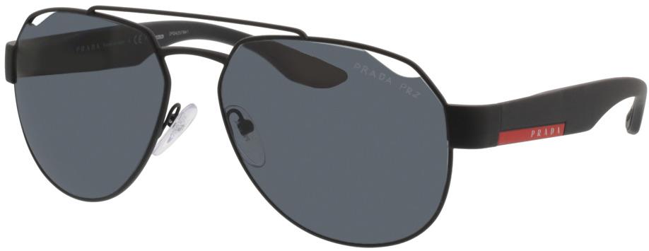 Picture of glasses model Prada Linea Rossa PS 57US DG05Z1 59-15 in angle 330