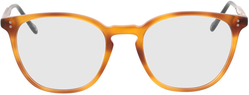 Picture of glasses model Opua-hellbraun-meliert in angle 0