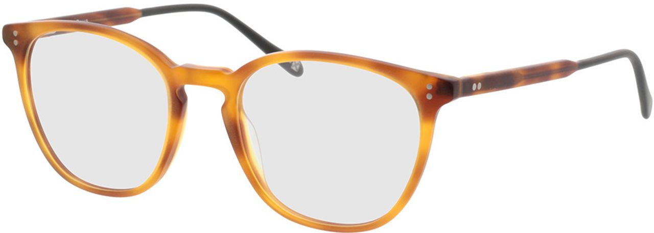 Picture of glasses model Opua-hellbraun-meliert in angle 330