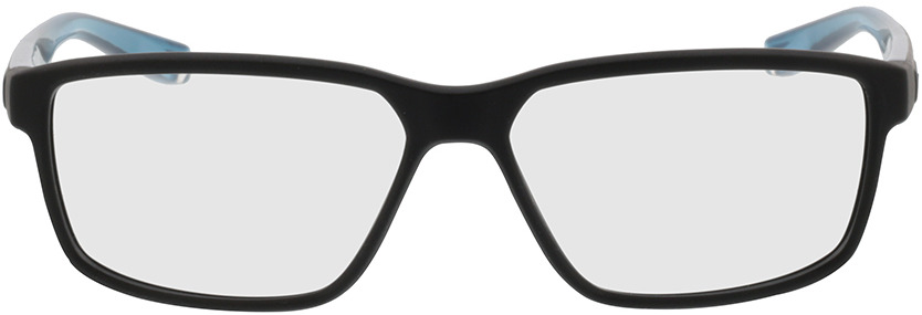 Picture of glasses model Nike NIKE 7092 014 57-14 in angle 0