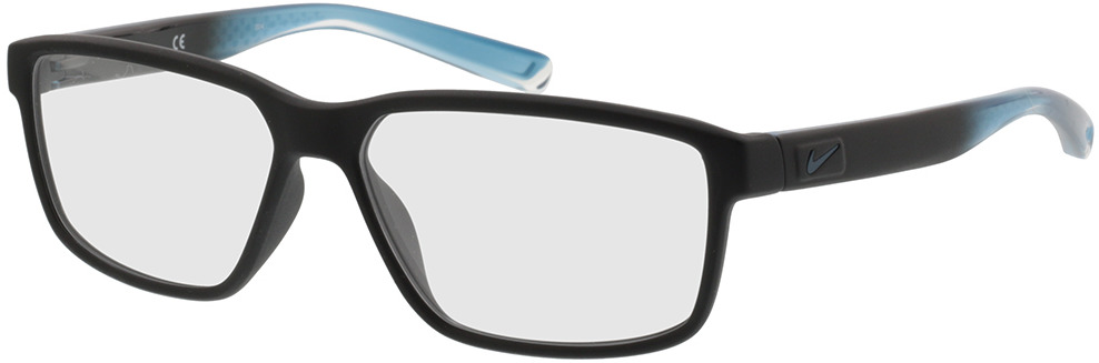 Picture of glasses model Nike NIKE 7092 014 57-14 in angle 330