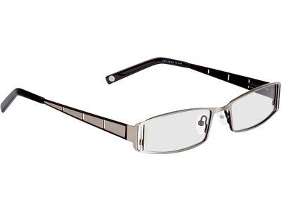 Brille Patras-silber/schwarz