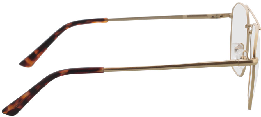 Picture of glasses model Berry-gold/havana in angle 90