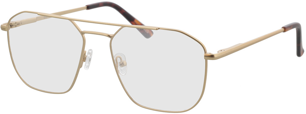 Picture of glasses model Berry-gold/havana in angle 330