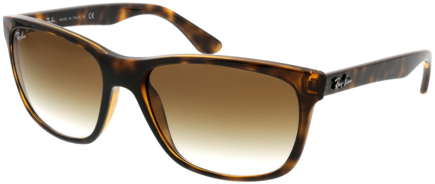 Picture of glasses model Ray-Ban RB4181 710/51 57-16 in angle 330